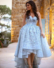 Homecoming Dress Ball Gown Lace Short Prom Dress Party Dress JKS006|Annapromdress