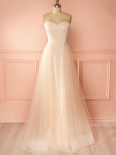 Cheap Sexy Prom Dresses A-line Sweetheart Floor-length Long Prom Dress/Evening Dress JKS185