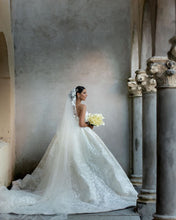 Sweetheart Ball Gown Exquisite Lace Wedding Dress Bridal Gown,JKZ6137|Annapromdress
