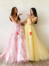 Modest-Tulle-Appliques-A-line-Long-Lace-Prom-Dress-JKS8620