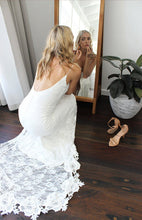 Wedding Dresses Sexy Backless Ivory Tulle with Lace JKW026|Annapromdress