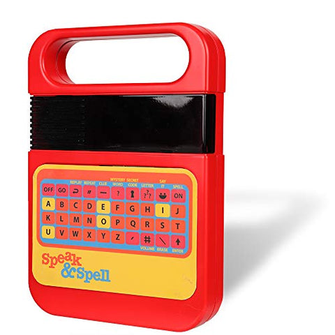 Basic Fun Speak & Spell Electronic Game