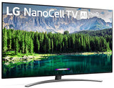 "LG 65SM8600PUA Alexa Built-in Nano 8 Series 65"" 4K Ultra HD Smart LED NanoCell TV (2019)"