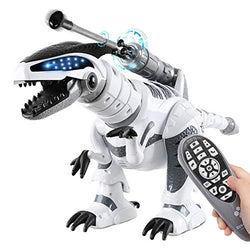 Fistone RC Robot Dinosaur Intelligent Interactive Smart Toy Electronic Remote Controller
