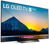 LG Electronics OLED55B8PUA 55-Inch 4K Ultra HD Smart OLED TV (2018 Model)