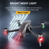 8MP HD RC Drone With Camera 4K 5G Wifi GPS 1806 Brushless Strong Wind Resistance Gesture Radio RC Quadcopter VS SG906 SG907 on AliExpress
