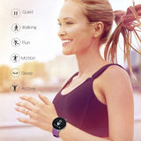 Abay D19 2019 Men Smartwatch Sport Pedometer Smart Watch Fitness Tracker Heart Rate Monitor Women Clock for iphone Android IOS on AliExpress