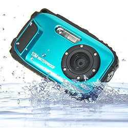16MP 2.7 inch HD LCD Waterproof Digital Video Camera DVR Camcorder 8X ZOOM Waterproof Camera Image Stabilization r60