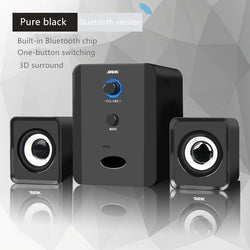 Pc Computer combination Music Center Theater Sound System Boombox Loudspeaker Subwoofer Bluetooth Speakers
