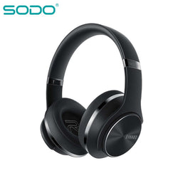 SODO  Bluetooth headphone &speaker 2 in 1 Support NFC   Bass sound Normal sound high definition sound Three sound effects freely