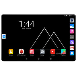 Unlock 4G LTE 10 inch tablet Octa Core Android 9.0 MID Computer Pad 6RAM 128GB ROM 1280*800 IPS HD Dual SIM Free Shipping