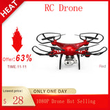 XY4 RC Drone Quadcopter With 1080P Camera RC Helicopter 20 25 min Flying Time
