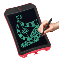 Meet sun LCD Writing Tablet for Birthday Gift,Kids Toy 8.5 Inch LCD Electronic Writings Pads Drawing Board Gifts for Kids Office Blackboard - Erase Button Lock Included(DS-Red)