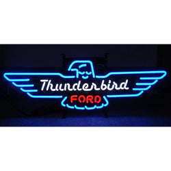 FORD THUNDERBIRD NEON SIGN