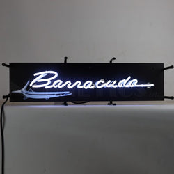 BARRACUDA JUNIOR NEON SIGN
