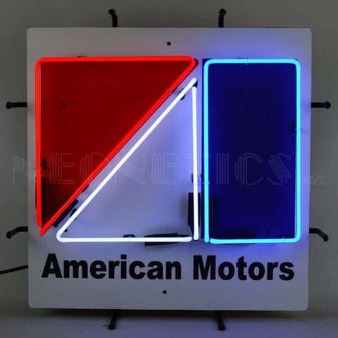 CHRYSLER AMC AMERICAN MOTORS NEON SIGN