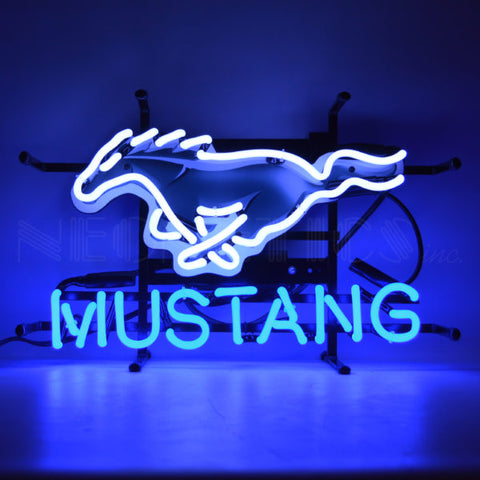 FORD MUSTANG JUNIOR NEON SIGN