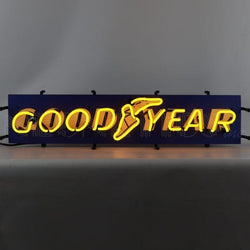 GOODYEAR JUNIOR NEON SIGN