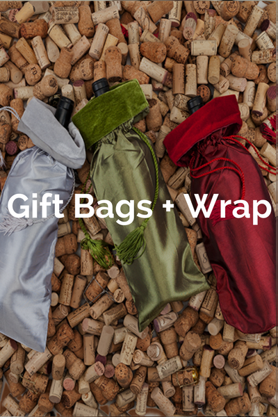 Gift Bags + Wrap