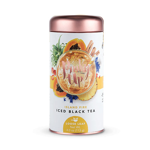 Loose Leaf Craft Iced Teas-PINKY UP-Island Fire-Peccadilly