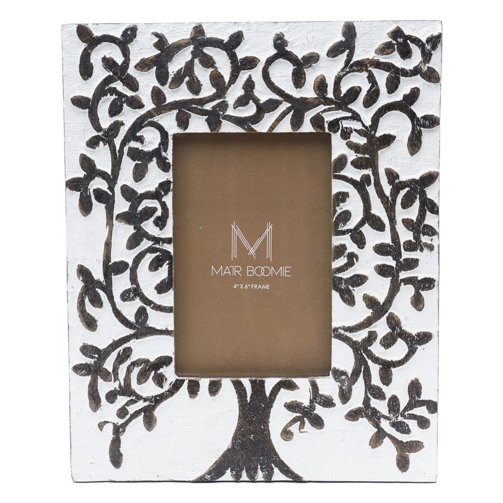 Vasant Tree Frame Fair Trade-Home - Dcor - Picture Frames-MATR BOOMIE FAIR TRADE-Peccadilly