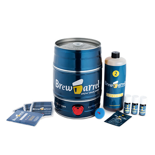 IPA or Lager 7 Day Beer Brew Gift Set-Home - Entertaining - Beer Kits-BREW BARREL-IPA-Peccadilly