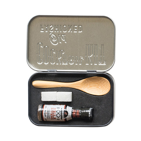 Premium Travel Cocktail Kits Dirty Martini or Old Fashioned