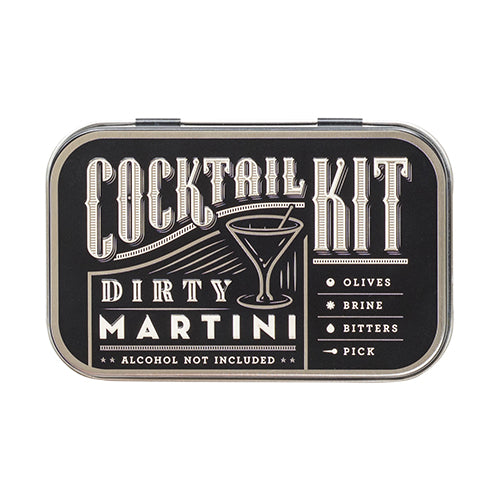 Premium Travel Cocktail Kits Dirty Martini or Old Fashioned-home - entertaining - cocktail edibles-Peccadilly-Old Fashioned-Peccadilly