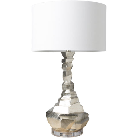 Alexis Gilded Contemporary Table Lamp