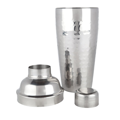 Admiral Classic Stainless Hammered Shaker