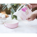 Harper Ceramic Teapot & Infuser-Home - Coffee + Tea - Teapot + Infusers-PINKY UP-Pink Abstract-Peccadilly