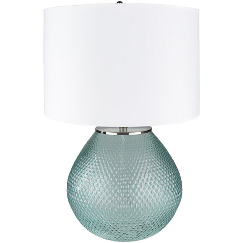 Arlo Glazed Glass Table Lamp