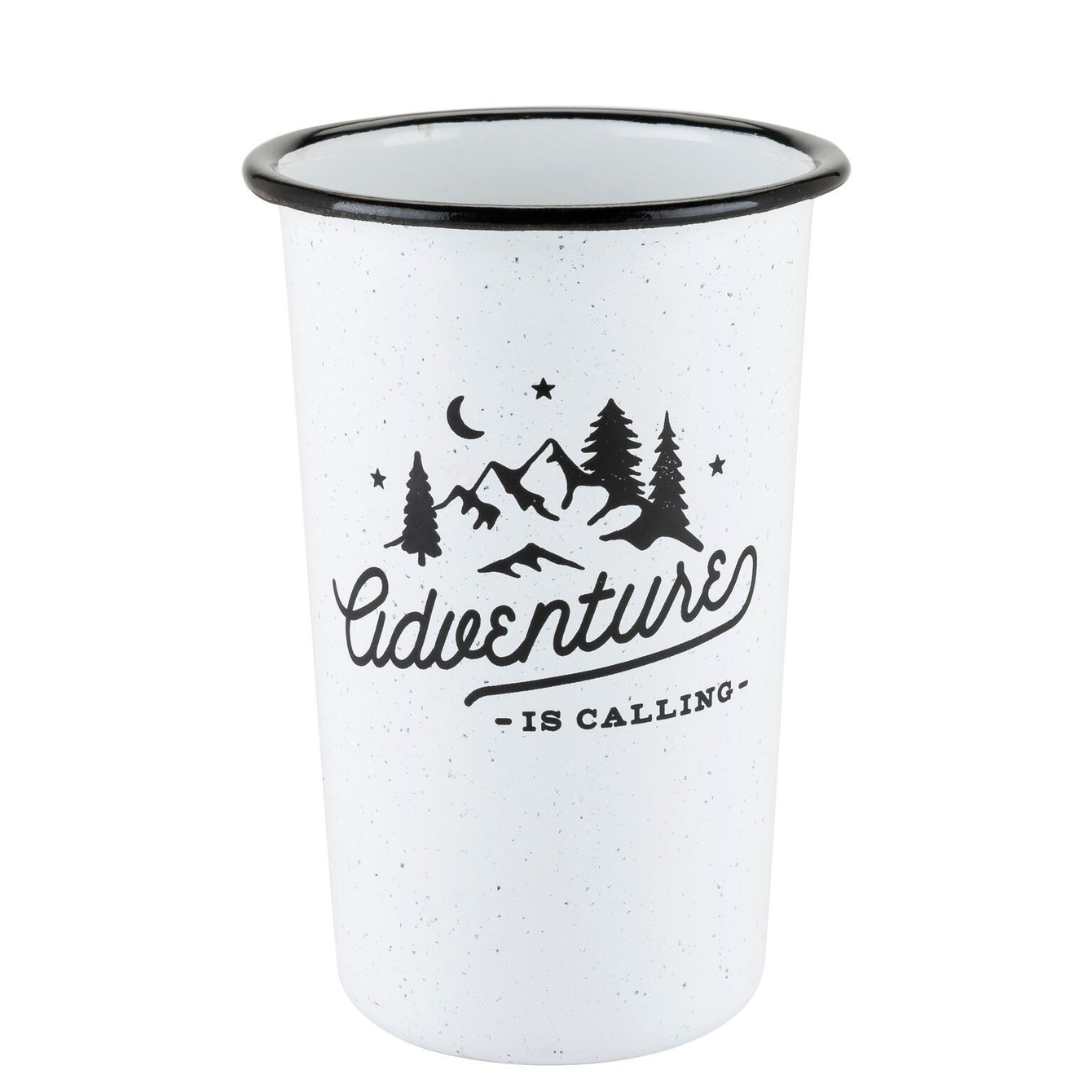 Adventure Enamel Pint-Home - Travel + Outdoors - Beer Drinkware-FOSTER AND RYE-Peccadilly