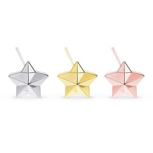 Cosmic Star Drink Tumblers Set of 3-BLUSH-Peccadilly