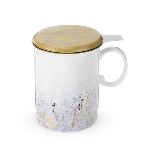 Bennett Ceramic Tea Mug & Infuser Sets