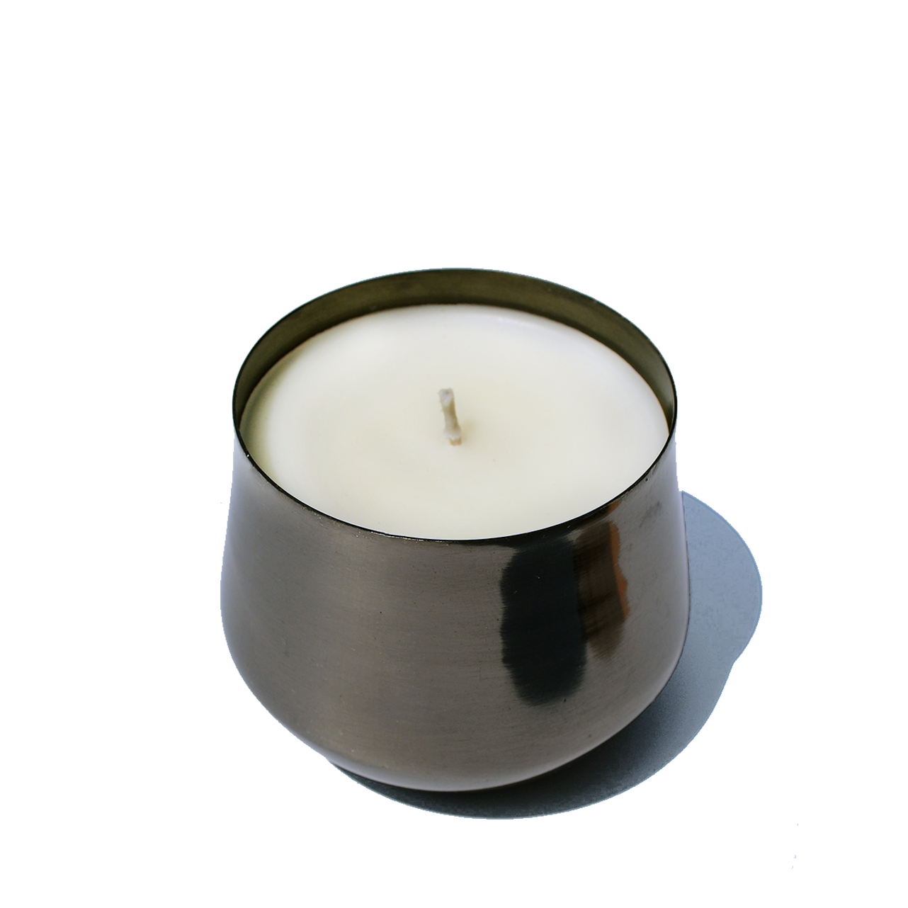 Blackberry Absinthe Talisman Candle in Gunmetal-Home - Decor - Candles - Holiday-ILLUME-Peccadilly