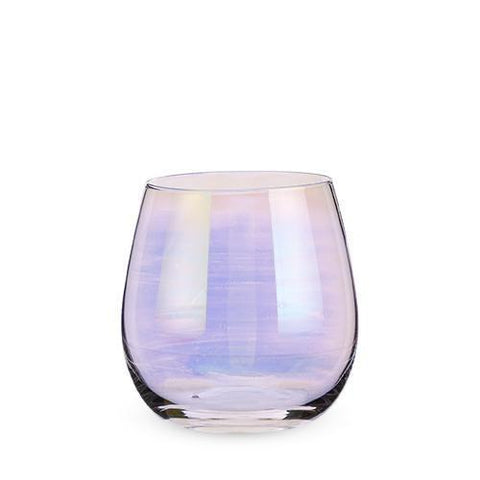 Bubble Luster Wine and Cocktail Glasses Set of 4