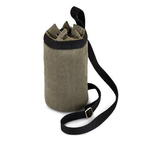 Canvas Growler Tote