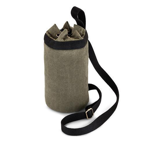 Canvas Growler Tote-Home - Travel + Outdoors - Uninsulated Beverage Carriers-FOSTER AND RYE-Peccadilly