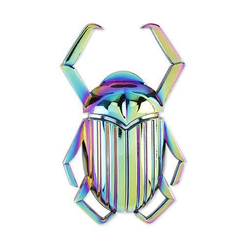 Cleo Scarab Beetle Bottle Opener-Home - Entertaining - Bottle Openers-BLUSH-Peccadilly