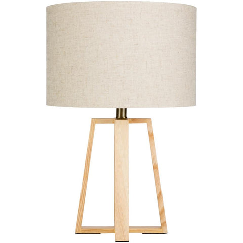 Callahan Natural Wood Lamps