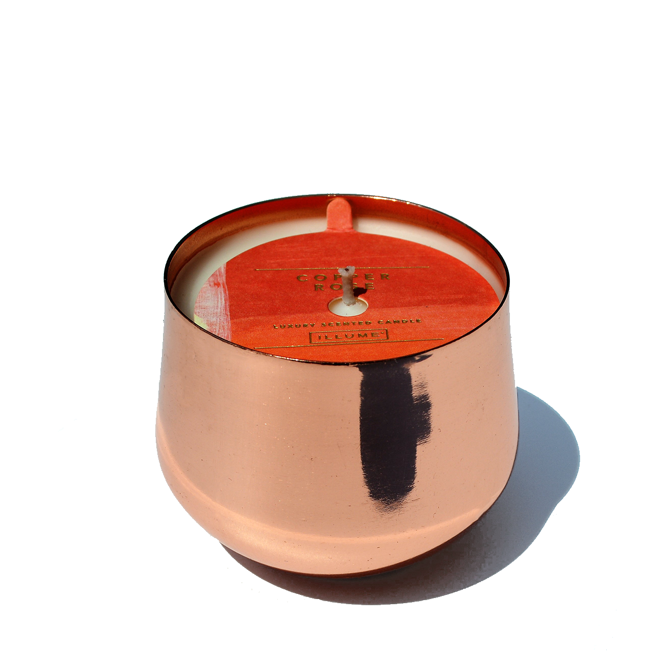 Copper Rose Talisman Candle-Home - Decor - Candles - Holiday-ILLUME-Peccadilly