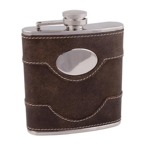 Country Home Bootlegger Flask-Home - Travel + Outdoors - Flasks + Growlers-TWINE-Peccadilly