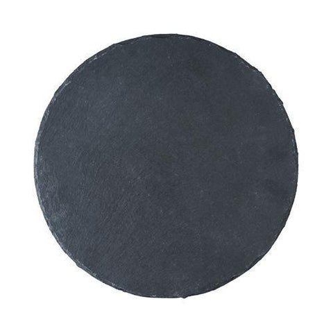 Country Home Circle Slate Cheese Board (M)