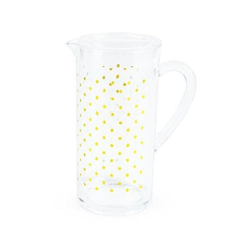 Dots Acrylic Pitcher