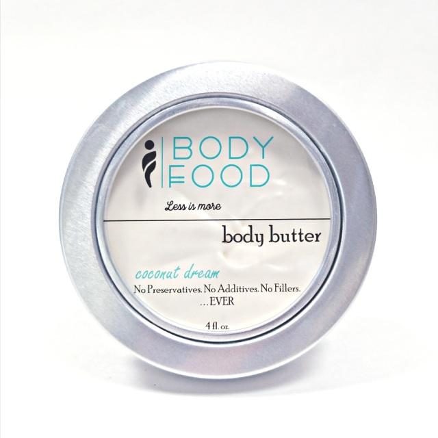 Double Whipped Body Butter 4 oz.-Apothecary - Unisex - Skin Care-BODY FOOD-Coconut Dream-Peccadilly