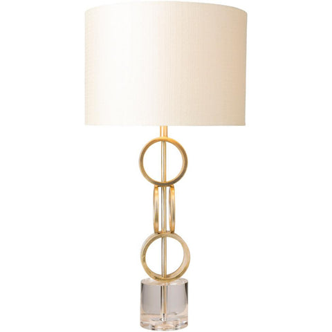 Evans Stacked Ring Lamp Collection