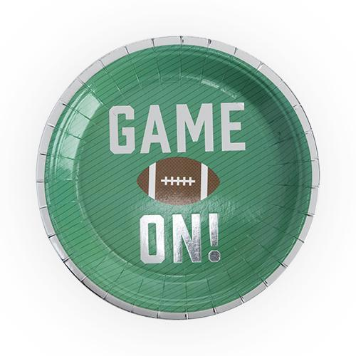 Game On Appetizer Plates Set-Home - Entertaining - Appetizer Plates-CAKEWALK-Peccadilly