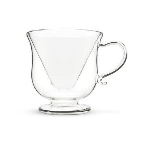 Mar-tea-ni Double Wall Glass