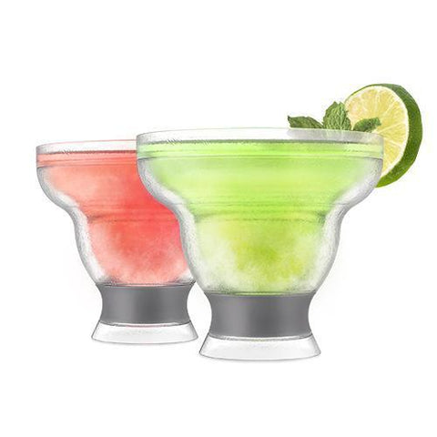 FREEZE Margarita Cooling Cups Set of 2